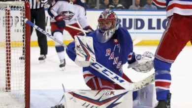 Photo of The Rangers are making the most of their goaltending situation