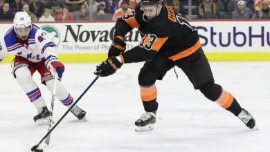 Photo of Philadelphia Flyers (5) / Rangers (2) Game Thoughts