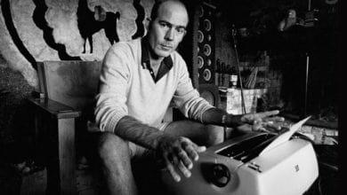 Photo of On hockey and Hunter S. Thompson