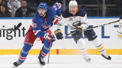 Photo of Rangers (2) / Sabres (3) Game Thoughts