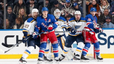 Photo of Blues (3) vs Rangers (1) Game Thoughts