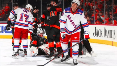 Photo of Philadelphia Flyers (5)/ New York Rangers (3) Game Thoughts