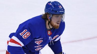 Photo of Rangers trade Marc Staal to Detroit