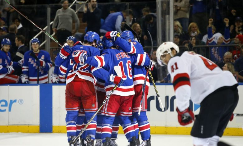 ny rangers return to play