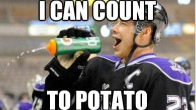 Photo of Did Gordie Clark out-draft a potato (Part 2)?