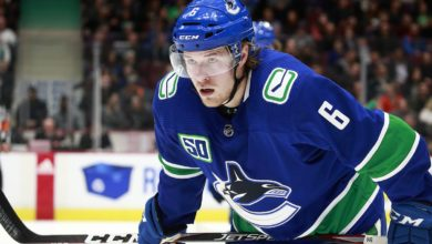 Photo of More trade rumors: Does Brock Boeser make sense for the NY Rangers?
