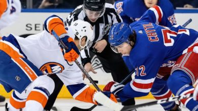 Photo of NY Rangers/NY Islanders Review: Rust apparent as Isles top Rangers