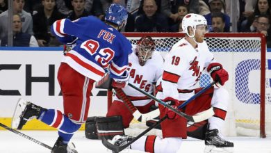 Photo of Rangers/Hurricanes Matchup: Carolina with a big edge on defense