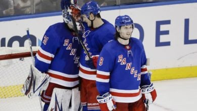 Photo of Can Brendan Smith and Jacob Trouba be a top defensive pairing for the NY Rangers?