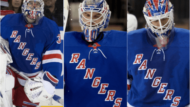 Photo of NY Rangers goalie battle: Who gets the call against Carolina?