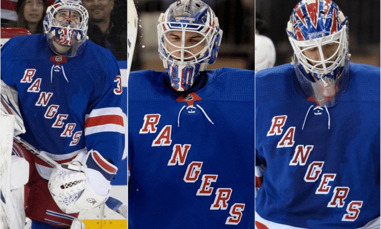 ny rangers goalie battle