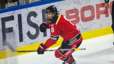 Photo of Scouting the 2020 NHL Draft: Noel Gunler