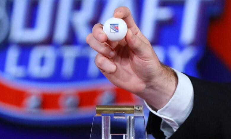ny rangers lottery ball