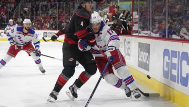 Photo of NY Rangers Goal Breakdown: Special teams fall flat in Game 1 loss to Carolina