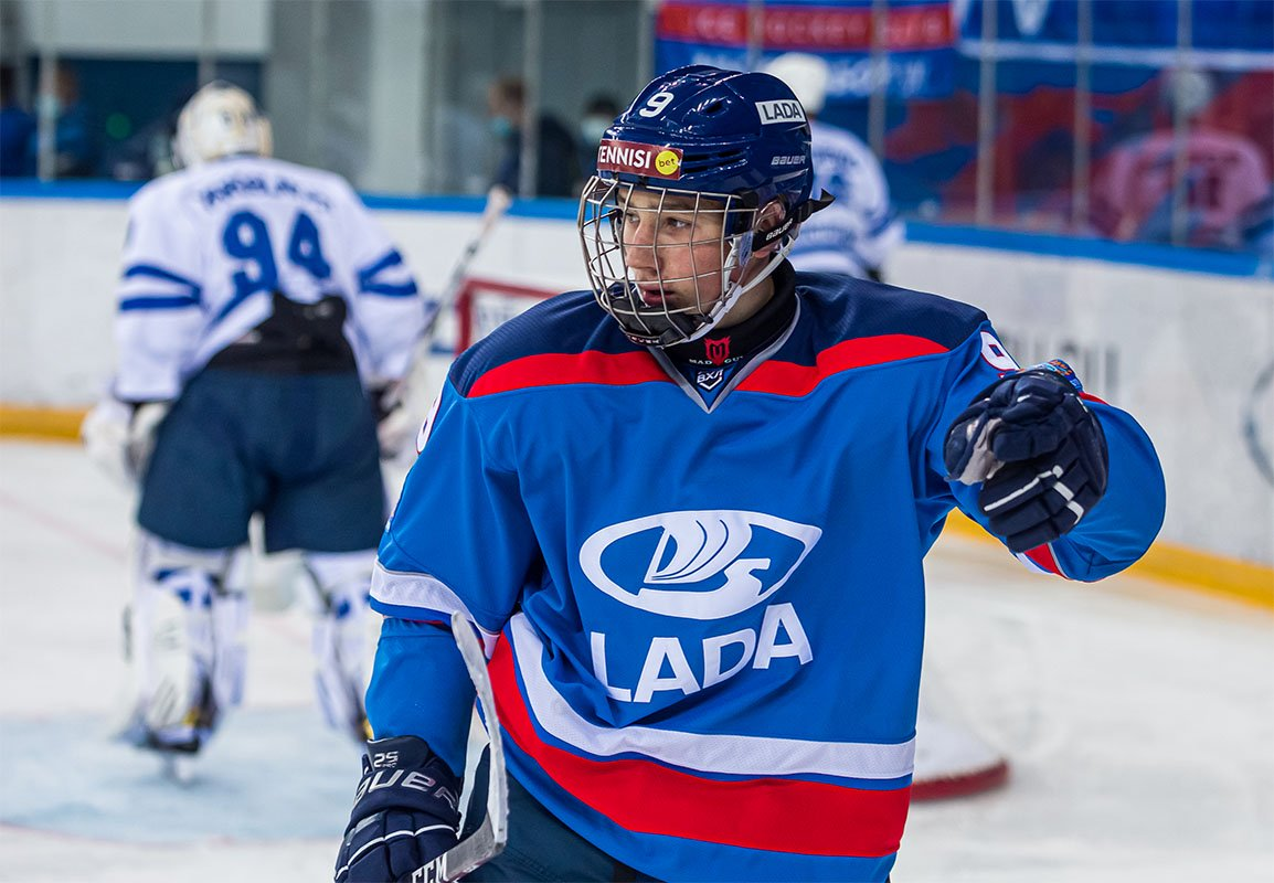 2021 NHL Draft Scouting Report: Fyodor Svechkov