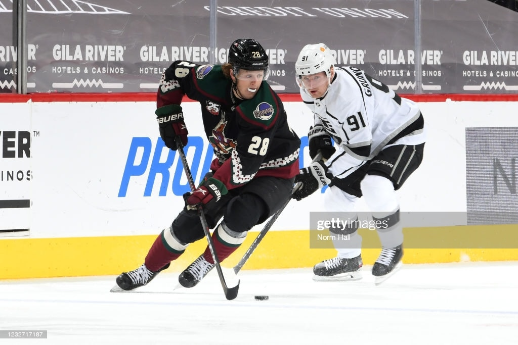 Don't discount Dryden Hunt this preseason for the Rangers