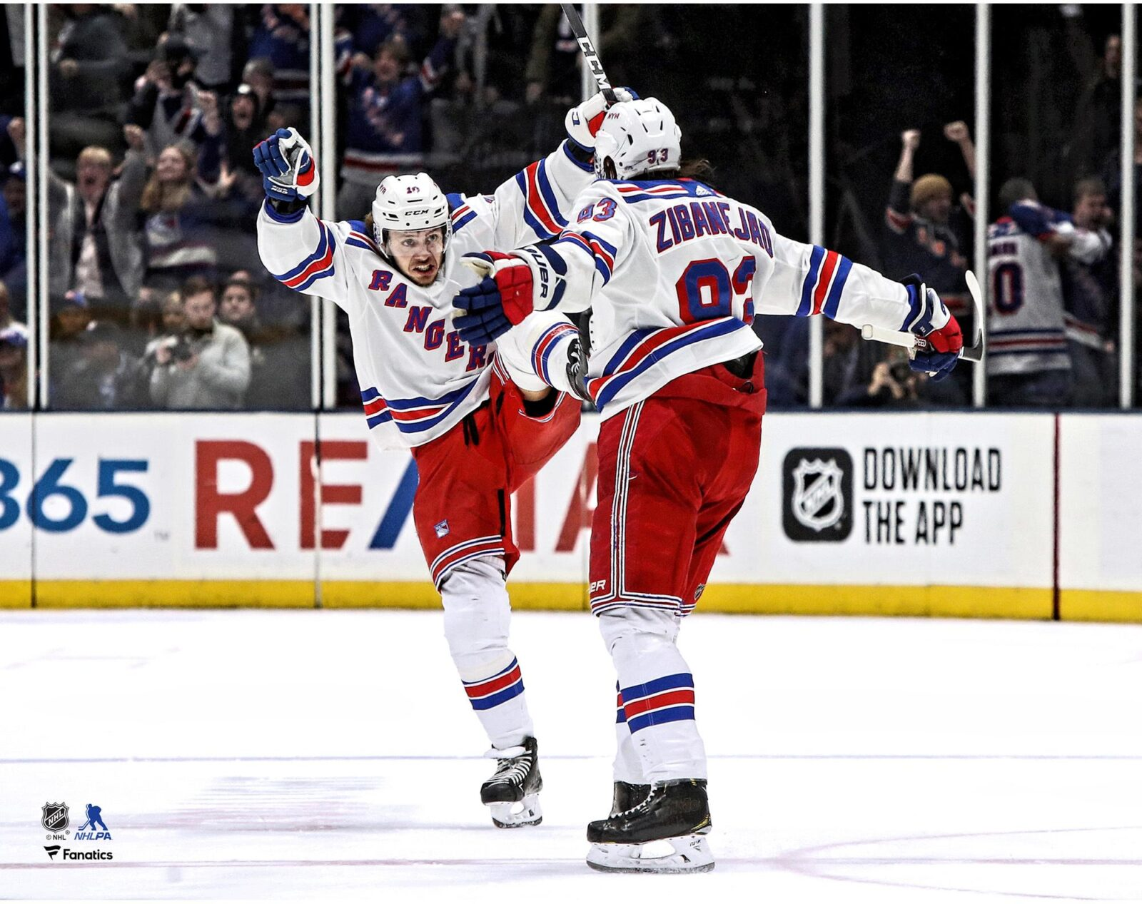 Recapping a wild first week of the 2021-22 Rangers season